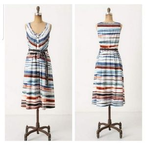 Anthropologie Afterlight Dress Moulinete Seours 4